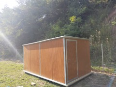 magazzino 4x2 effetto legno_